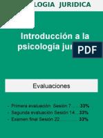 Psicologia Juridica Introduccion