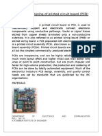 Article on Designing of Printed Circuit Board