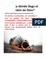 55cdd402bc0e1 Hasta Dnde Llega El Perdn de Dios