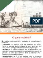 Geografia Industrial