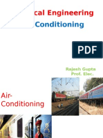 Air Conditioning in Indian Railways-PEE