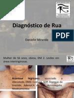 Diagnóstico de Rua