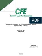 CFE V6300-21