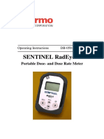 RadEye Manual