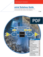 Industrial Solutions Guide