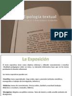Cap II - El Texto Expositivo