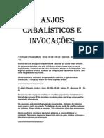 Anjos Cabalisticos e Invocacoe1