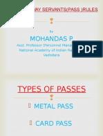 Pass Presentation Appm