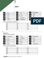 Kopiervorlage A2 Unit2 Worksheets