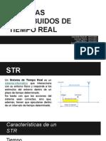 Sistemas Distribuidos de Tiempo Real