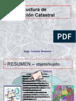 Infraestructura de Información Catastral