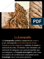 Arte Pre-iconografia, Iconografia e Iconologia