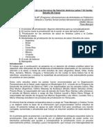 Proceso de Privatización en Los Servicios de Salud en América Latina y El Caribe Pp.48