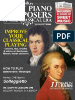 Pianist - Special Great Piano Composers of the Classical Era