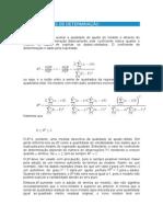 1.6 Coeficiente de Determinação