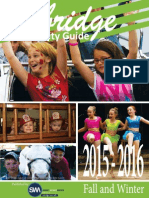 Township of Uxbridge - Community Guide for Fall to Winter 2015