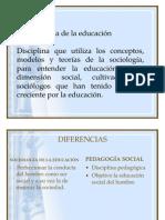 SOCIOLOGIADELAEDUCACION 2