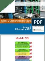 S-06 Ethernet y ARP