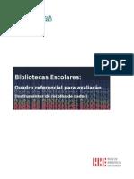 Bibliotecas Escolares: