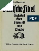 Woweries, F.H. - Deutsche Fibel 1940