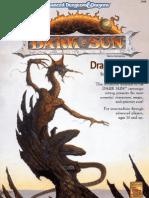 Tsr2408 Dark Sun Dragon Kings