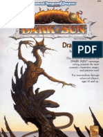 Tsr2408 Dark Sun Dragon Kings
