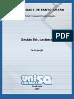 Apostila - Gestão Educacional