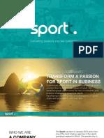SPORTT Digital and Sports Marketing