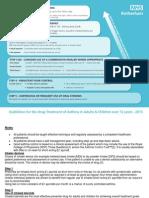 Asthma Guidance 2013