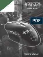 Swat Mouse User Manual English