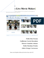 Tutorial Live Movie Maker