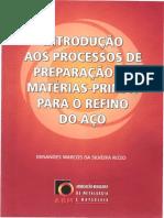 ABM - Introdução aos Processos de Preparação de Matérias-Primas para o Refino do Aço.pdf