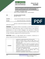 Informe Enero 2015