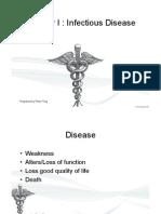 I1 - Infectious Disease