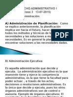 Clase 3 Derecho Administrativo 1