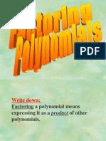 unit 2 ppt factoring polynomials 15