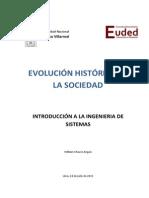 Evolución Histórica de La Sociedad