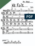 Take Five (Bass)