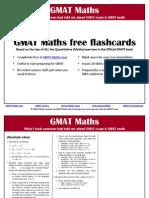 GMAT Free Flashcards
