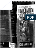 Bell, Michael - An Invitation to Environmental Sociology