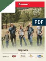 Crosman 2015 Catalog