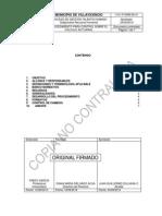 1101-P-grm-09-V1 Procedimiento Para Control Sobre El Calculo Actuarial