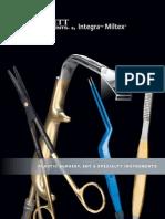 Catalog Padgett de cirugía