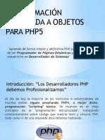 Programación Orientada a Objetos_php