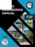 FDOT Traffic Engineering Manual Revised October 2014