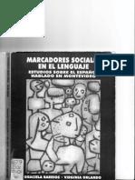 Marcadores Sociales II