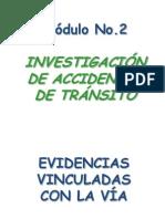 Modulo 2 Investigacion de Accidentes de Transito