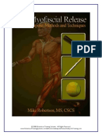 Self Myofascial Release Purpose Methods and Techniques