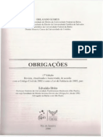 [2008] Obrigações (17ª ed.). Orlando Gomes.pdf