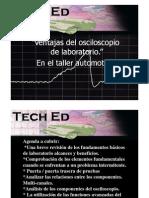 19- Ventajas Del Osciloscopio